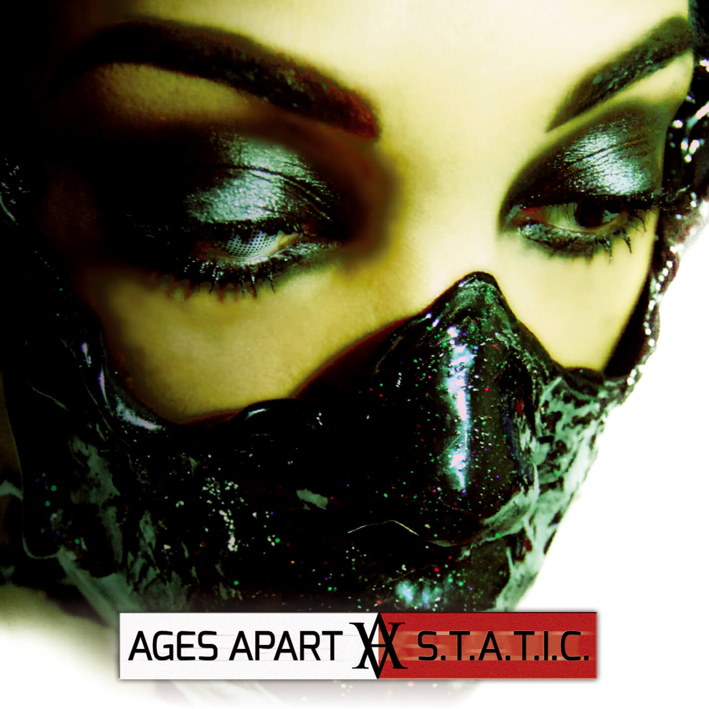 Ages Apart - STATIC - Album Cover